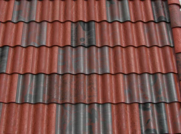 Barrel tile spanish tile brava tile for Spanish clay tile roof